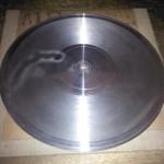 78RPM master record
