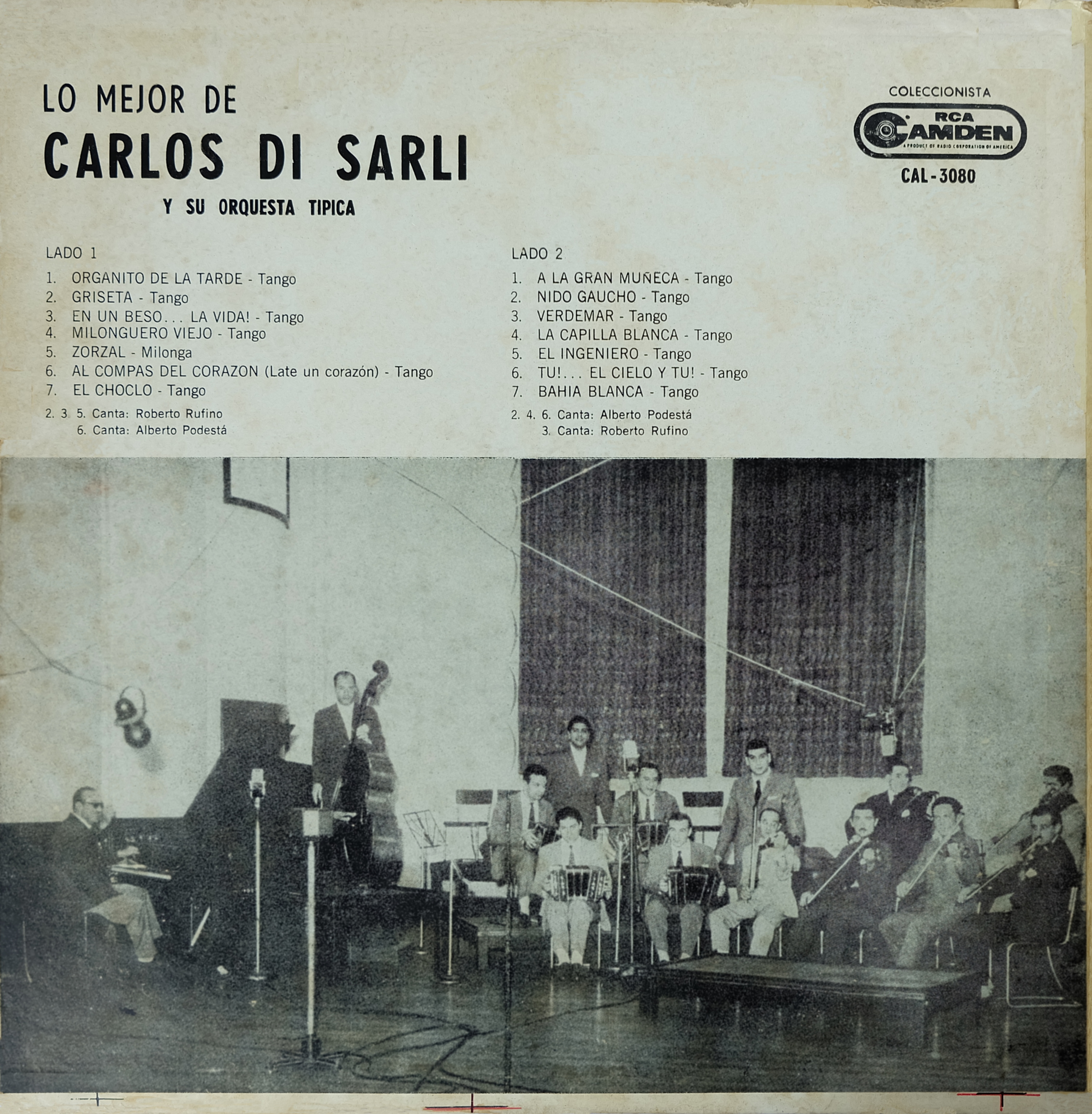 Tech Talk Jens Ingos Tango Dj House Of Buenos Aires Is This Diagram For The Dance Steps Other Day I Had Mysterious Carlos Di Sarli Rca Vinyl Lp In My Hands Because A Picture On Back Cover Which Doesnt Seem To Be
