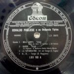 LDS-103 (detail of the record label)