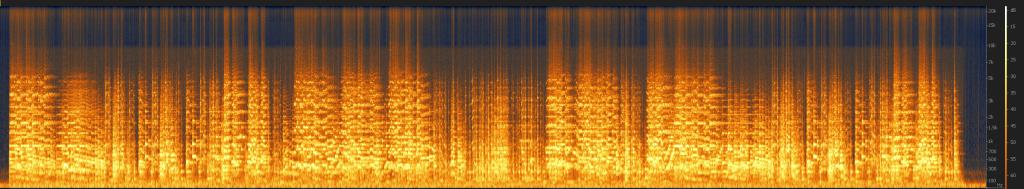 milonguero viejo spectrogram