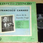 Francisco Canaro LDS-121, circa 1953